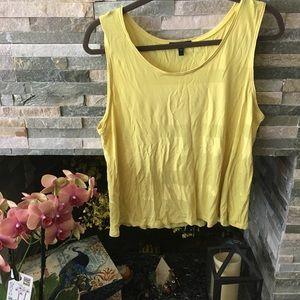Eileen Fisher sleeveless top